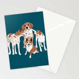 Maggie Millie Maisie and Victoria Stationery Cards