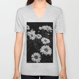 Daisies for Days Unisex V-Neck