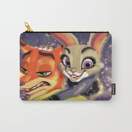 Judy and Nick Carry-All Pouch