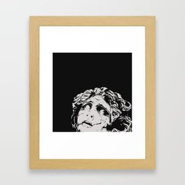 NoMercy Framed Art Print