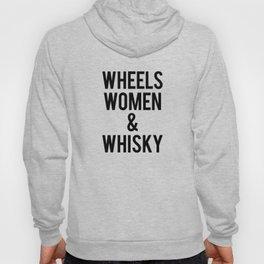 Wheels Women & Whiskey  Hoody