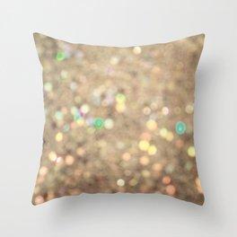 Sparkle On Sparkle Throw Pillow