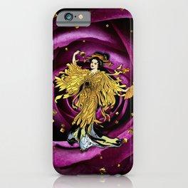 GOLDEN OPERA iPhone Case