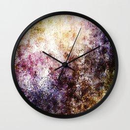 Mermaid Jewel Deep Sea Wall Clock