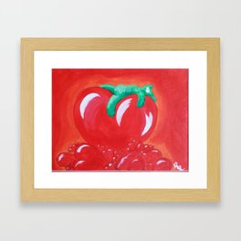OnAHeart Framed Art Print