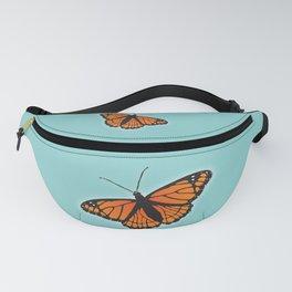Viceroy butterfly Fanny Pack