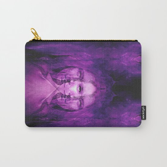 Hemispheres - reloaded - purple Carry-All Pouch