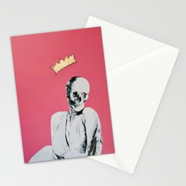 immortal marylin Stationery Cards