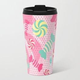 Pastel Sugar Crush Travel Mug