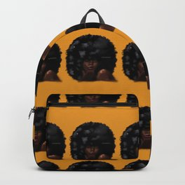 Afro Diva Backpack