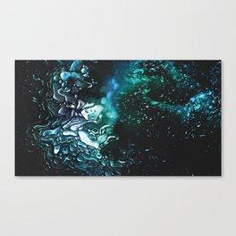 Liquid #6 Canvas Print