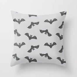 Batty for you! Throw Pillow