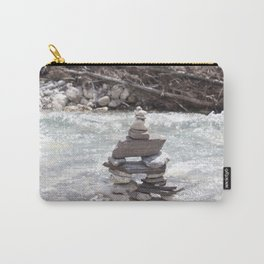 Johnson Canyon Inukshuk Carry-All Pouch