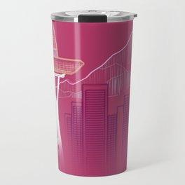 Seattle Sombre Travel Mug