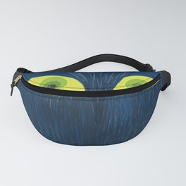 The Blue Owl Fanny Pack