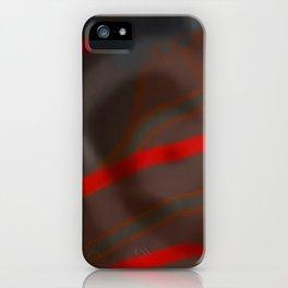 Camborio 4 iPhone Case