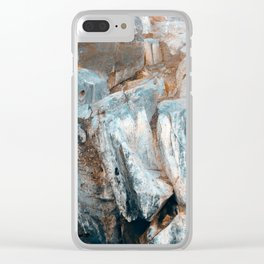Biontro II Clear iPhone Case