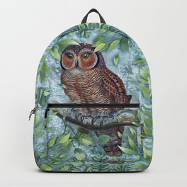Forest Owl Backpack