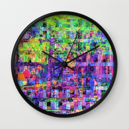 Equations involving a consequence of sequences. 07 Wall Clock