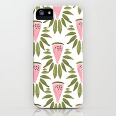 Watermelon and Leaves iPhone (5, 5s) Slim Case