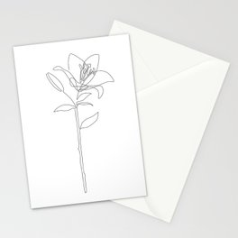 Fill Lily Stationery Cards