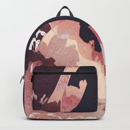 That blush is cracked Backpack