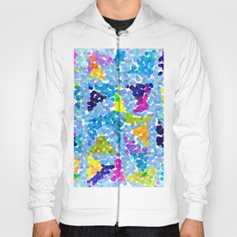 colourful mix Hoody