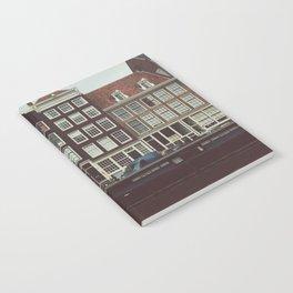 Jordaan District, Amsterdam Notebook