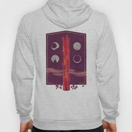 'Neath the Tower of Incomprehensible Sorcery Hoody