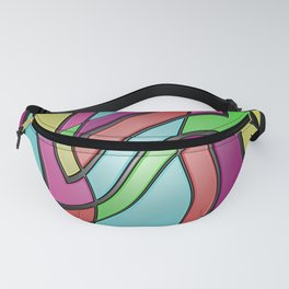 Shake Rattle and Roll Fanny Pack