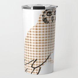 Ginghanimals - Owl Travel Mug