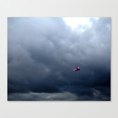 A Bright Spot Canvas Print