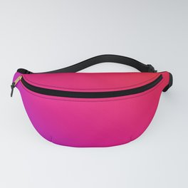 Colorful Gradient pattern Fanny Pack