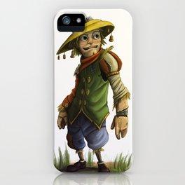 Scarecrow iPhone Case