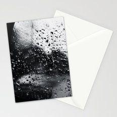 'Side View Rain' Stationery Cards