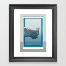 Lancia 037 Framed Art Print