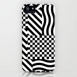 Dazzle 01 iPhone Case