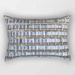Razors Rectangular Pillow