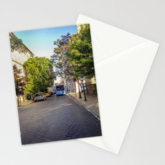 BUS IN BUDAPEST Stationery Cards