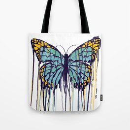 Melting Monarch (collab with Matheus Lopes) Tote Bag