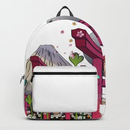 Fuji Scene Backpack