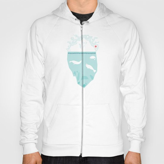 The Ice Lovers Hoody