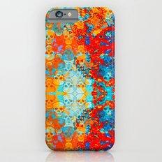 popanaart_pattern Slim Case iPhone 6s