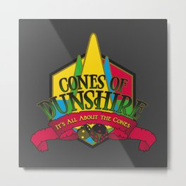 Cones of Dunshire Metal Print