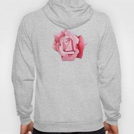 Perfume Delight - Pink Tea Rose Art Hoody