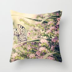 Summer Dreams Throw Pillow