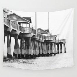 Jennette's Pier Wall Tapestry