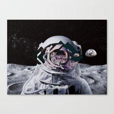 Spaceman oh spaceman Canvas Print