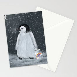 my little rainbow Stationery Cards
