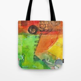 A color-washed life 5 Tote Bag